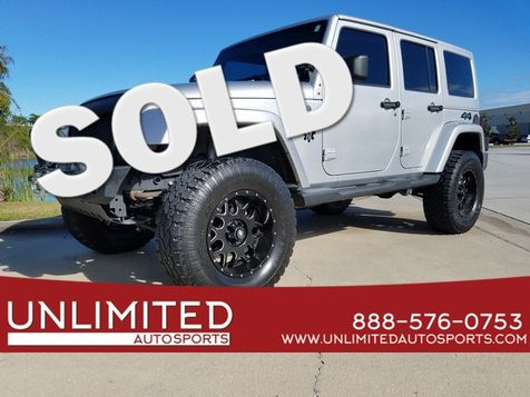 2012 Jeep Wrangler Unlimited Sahara in Tampa, FL