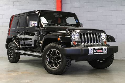 2012 Jeep Wrangler Unlimited Sahara in Walnut Creek