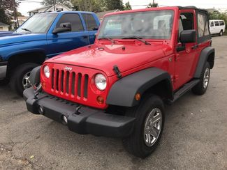 2012 Jeep Wrangler in West Springfield, MA