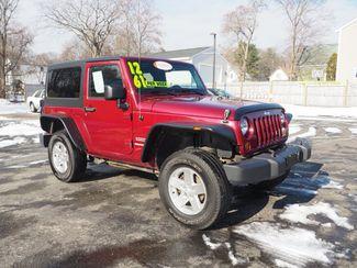 2012 Jeep Wrangler in Whitman Massachusetts