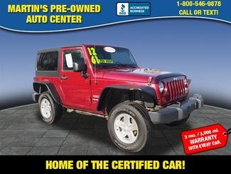 2012 Jeep Wrangler Sport | Whitman, Massachusetts | Martin's Pre-Owned-[ 2 ]