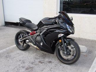 2012 Kawasaki Ninja 650 Dania Beach, Florida 1