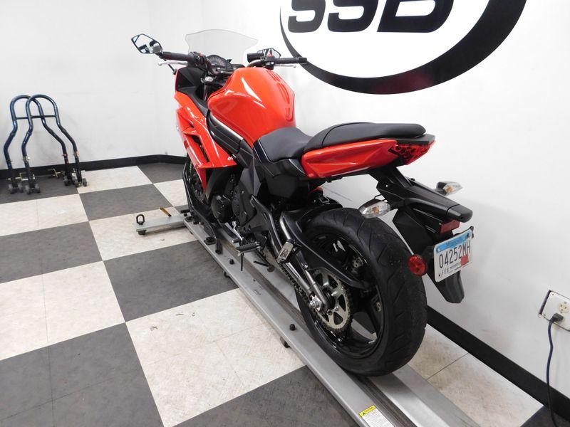 2012 Kawasaki Ninja 650 EX650R in Eden Prairie, Minnesota
