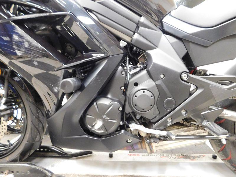 2012 Kawasaki Ninja 650R  in Eden Prairie, Minnesota