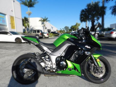 2012 Kawasaki ZX1000GCF Ninja 1000  ZX1000 in Hollywood, Florida