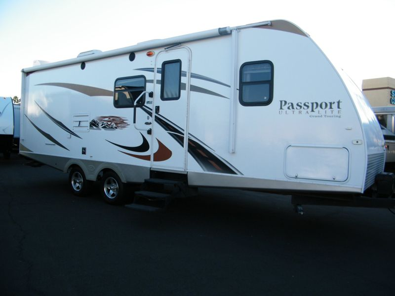 2012 Passport 2510RB Ultra Lite Grand Touring  in Surprise AZ
