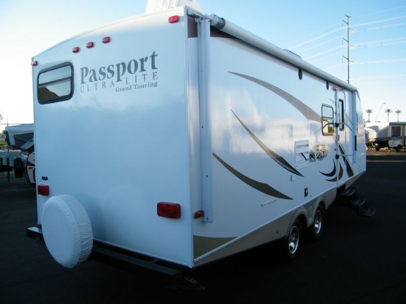 2012 Passport 2510RB Ultra Lite Grand Touring  in Surprise, AZ