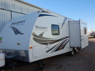 2012 Keystone Passport 2480RL Reduced!! Odessa, Texas