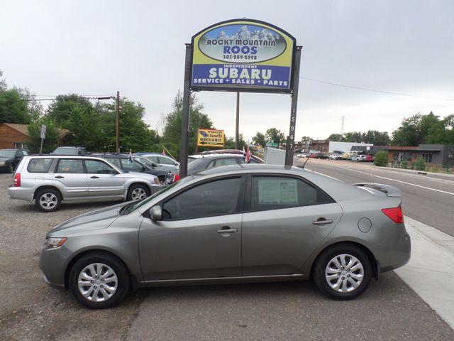 2012 Kia-Almost New! Forte EX Golden, Colorado 2