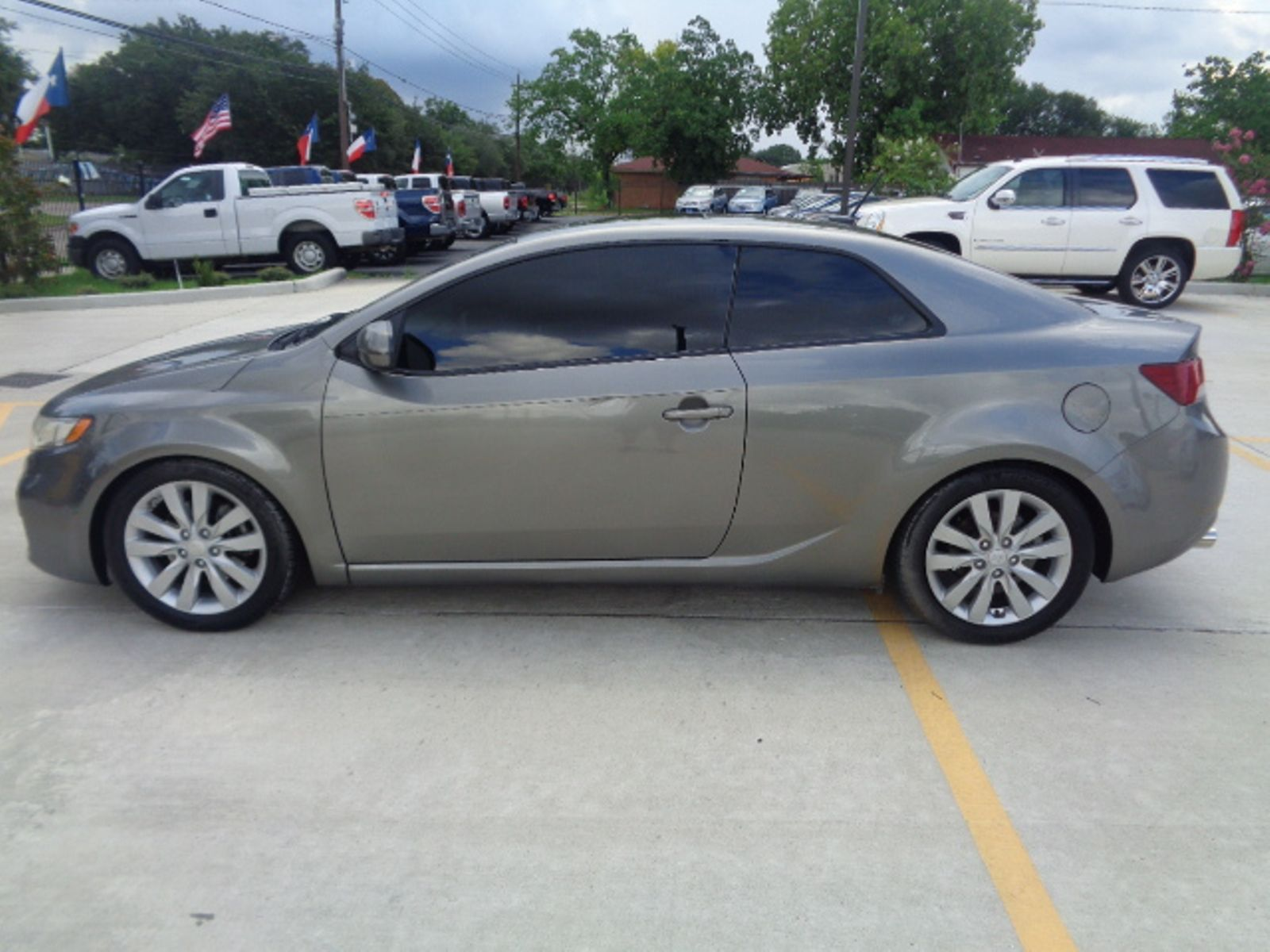 koup forte kia and auction vid sale cars car salvage damaged for