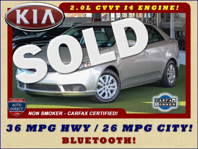 2012 Kia Forte EX FWD - ONE OWNER! Mooresville , NC 0