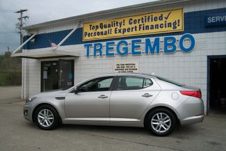 2012 Kia Optima LX Bentleyville, Pennsylvania 50