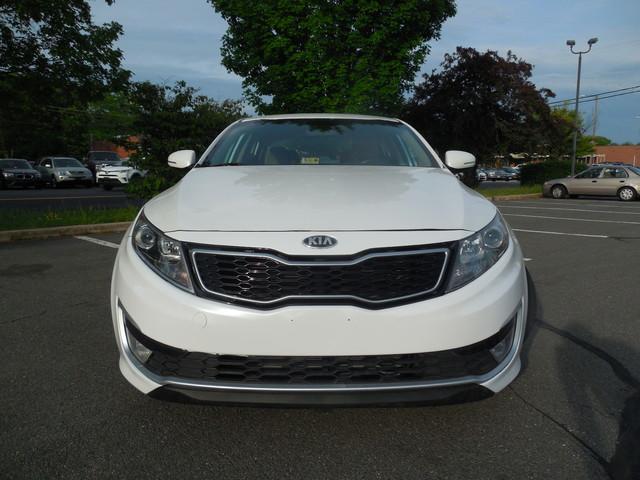 2012 Kia Optima Hybrid Leesburg, Virginia 6