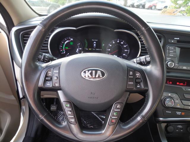 2012 Kia Optima Hybrid Leesburg, Virginia 13
