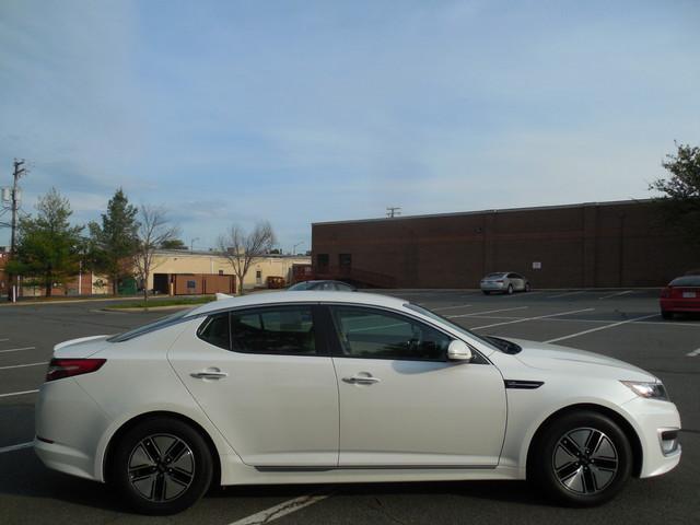 2012 Kia Optima Hybrid Leesburg, Virginia 4