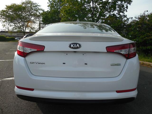 2012 Kia Optima Hybrid Leesburg, Virginia 7
