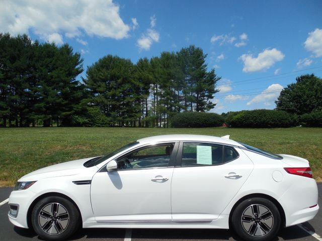 2012 Kia Optima Hybrid Leesburg, Virginia 4