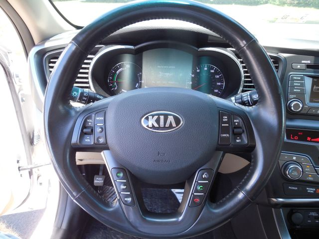 2012 Kia Optima Hybrid Leesburg, Virginia 17