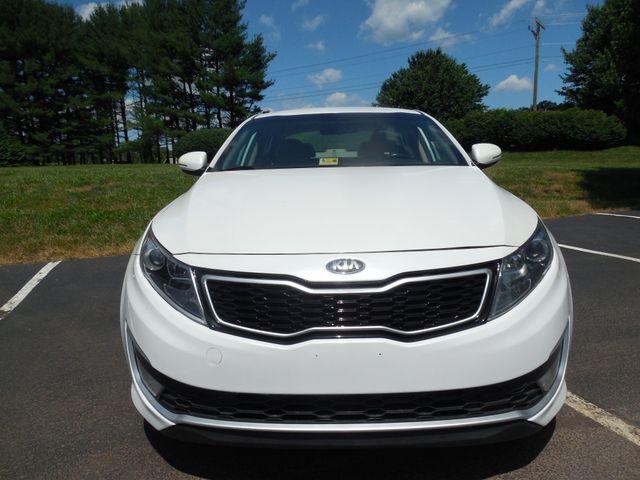2012 Kia Optima Hybrid Leesburg, Virginia 6