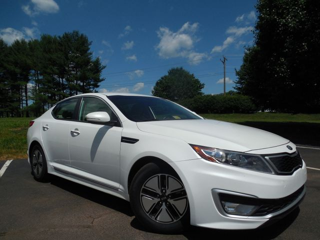 2012 Kia Optima Hybrid Leesburg, Virginia 1