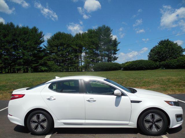 2012 Kia Optima Hybrid Leesburg, Virginia 5