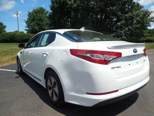 2012 Kia Optima Hybrid Leesburg, Virginia 2
