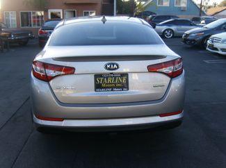 2012 Kia Optima Hybrid Los Angeles, CA 9