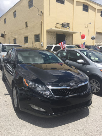 2012 Kia Optima LX Miami, FL