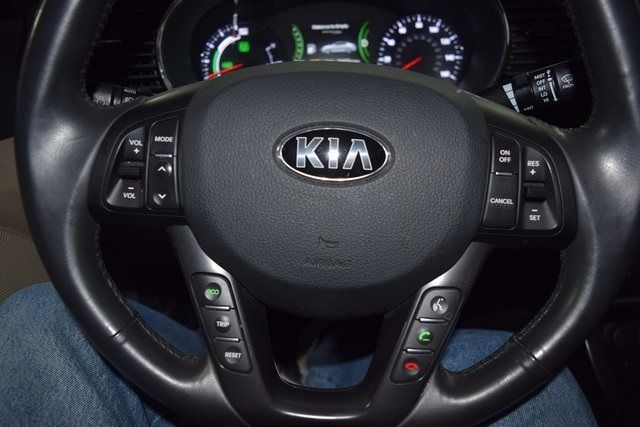 2012 Kia Optima Hybrid Richmond Hill, New York 18