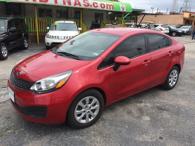 2012 Kia Rio LX Houston, TX 1