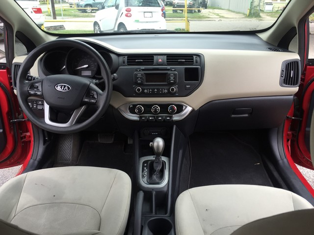 2012 Kia Rio LX Houston, TX 10