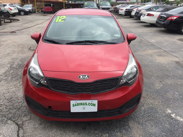 2012 Kia Rio LX Houston, TX 2