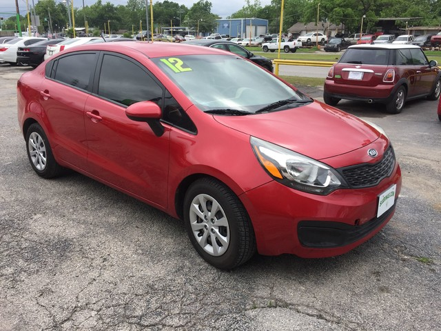 2012 Kia Rio LX Houston, TX 3
