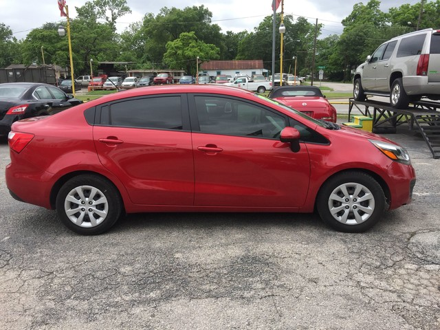 2012 Kia Rio LX Houston, TX 4