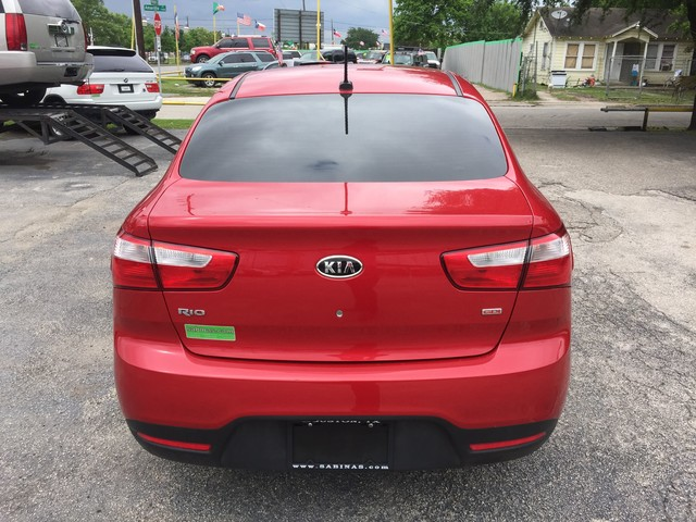 2012 Kia Rio LX Houston, TX 6