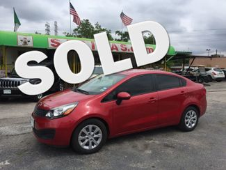 2012 Kia Rio LX Houston, TX