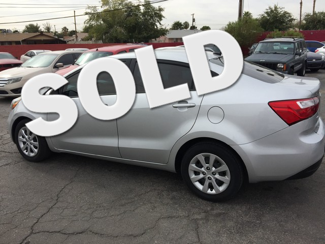 Used Cars in Las Vegas 2012 Kia Rio