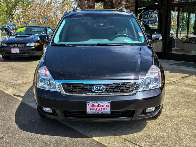 2012 Kia Sedona EX The CARFAX Buy Back Guarantee that comes with this vehicle means that you can b