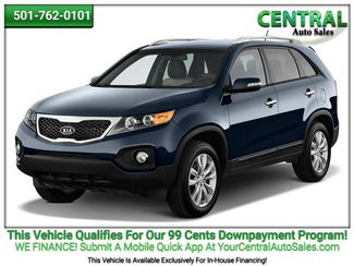 2012 Kia Sorento EX | Hot Springs, AR | Central Auto Sales in Hot Springs AR