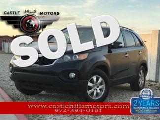2012 Kia Sorento LX | Lewisville, Texas | Castle Hills Motors in Lewisville Texas