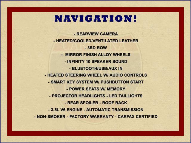 2012 Kia Sorento SX FWD - NAV - HEATED/COOLED LEATHER! Mooresville , NC 1