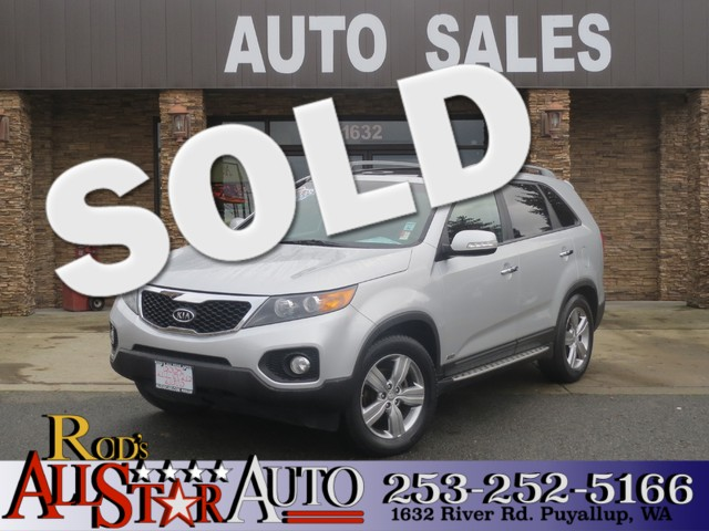 2012 Kia Sorento EX AWD The CARFAX Buy Back Guarantee that comes with this vehicle means that you