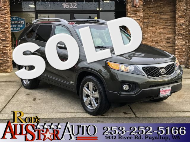 2012 Kia Sorento EX AWD This vehicle is a CarFax certified one-owner used car Pre-owned vehicles