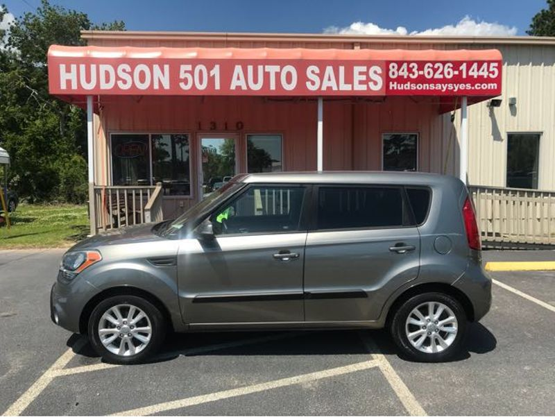 2012 Kia Soul + | Myrtle Beach, South Carolina | Hudson Auto Sales in Myrtle Beach South Carolina
