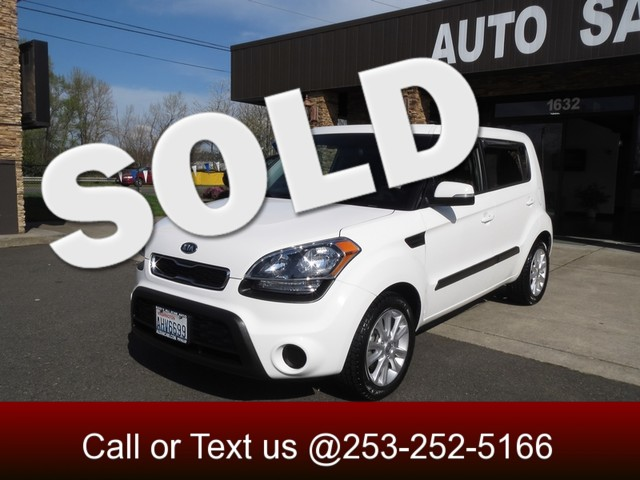 2012 Kia Soul  The CARFAX Buy Back Guarantee that comes with this vehicle means that you can buy