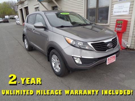 2012 Kia Sportage Base in Brockport