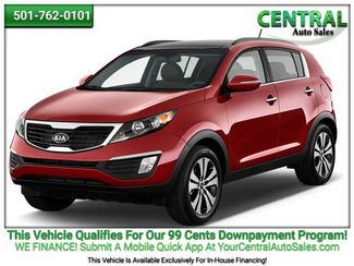 2012 Kia Sportage in Hot Springs AR