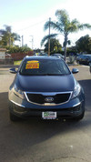 2012 Kia Sportage LX Imperial Beach, California