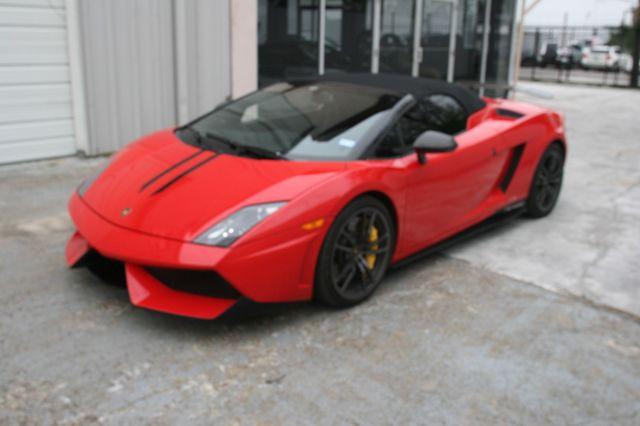 2012 Lamborghini Gallardo Performante Houston, Texas 2