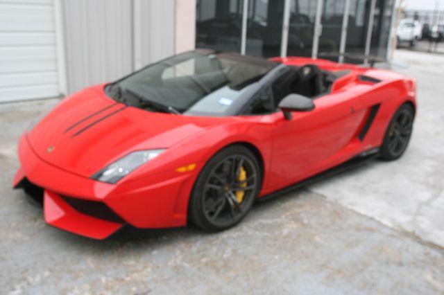 2012 Lamborghini Gallardo Performante Houston, Texas 19